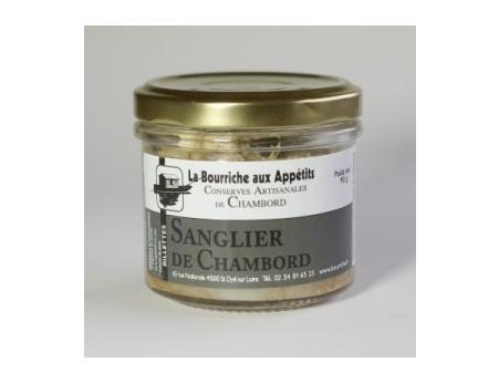 Pâté de Sanglier de Chambord
