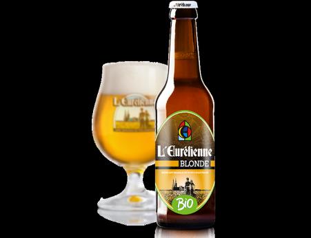 Eurelienne Blonde BIO 33cl