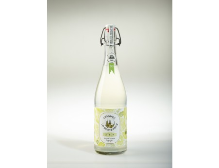 Limonade La Beauceronne Citron Bio 75cl