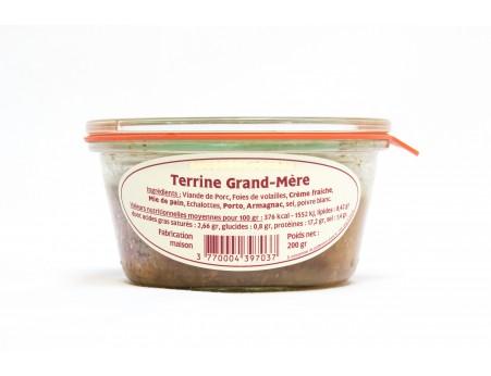 Terrine Grand-Mère