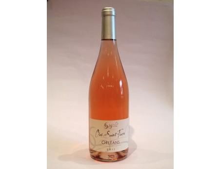 Clos Saint Fiacre Orléans rosé