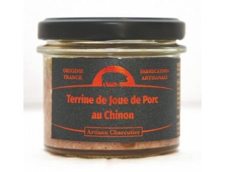 Terrine de Joue de Porc au Chinon